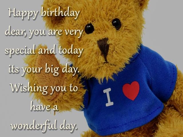 Teddy bear: I Love You