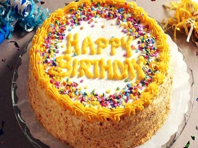 Happy Birthday Images of Cake