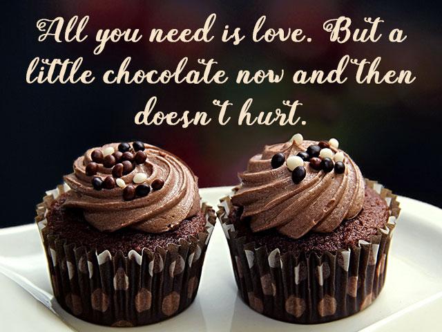 Chocolate Happy Birthday Cake for Boyfriend