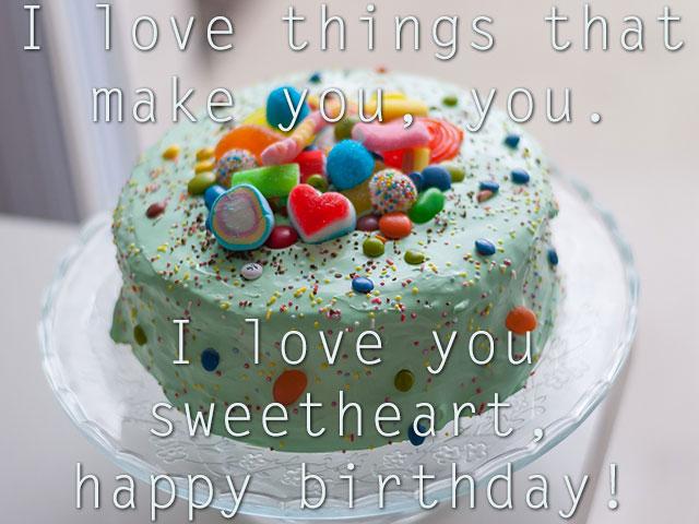 Happy Birthday Cake Image for Boyfriend