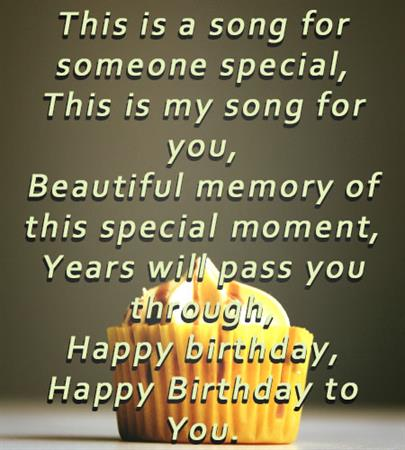 I Wish You Happy Birthday Song Mp3 Download